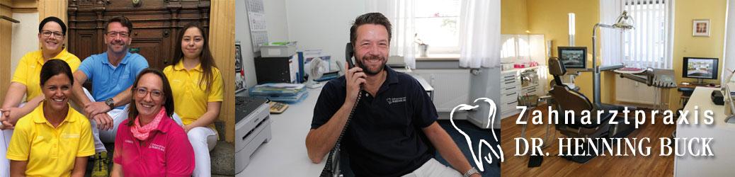 Zahnarzt Dr. Henning Buck